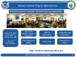 nextgen weather program r d overview4