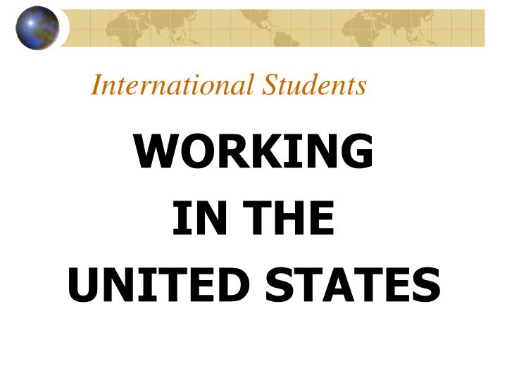 international students n.