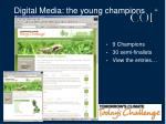 digital media the young champions