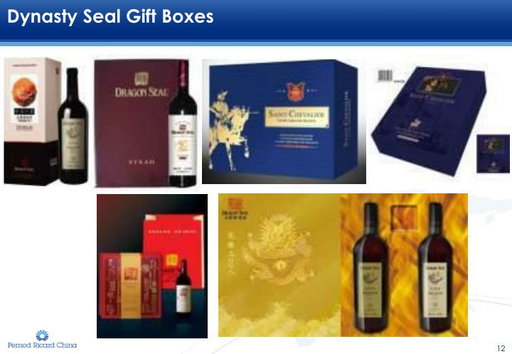 Dynasty Seal Gift Boxes