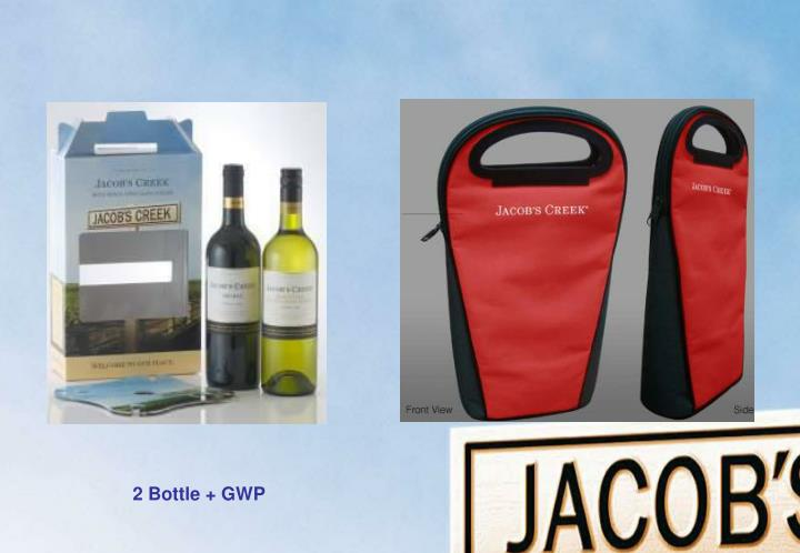 Jacob's Creek Festive Gift Boxes in Singapore