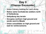 day 0 chance encounter