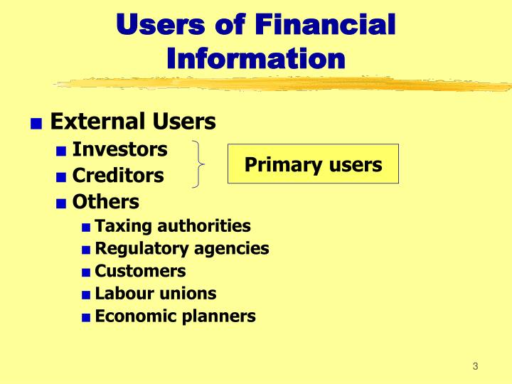 users of financial information and their informational needs essay College admission essay college admission essay defining characteristics of chicago's personality the authenticity of our custom essay writing and confidentiality of all information are guaranteed discount was successfully sent check your email discount is only valid for new users.