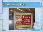 cornell mann library