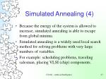 simulated annealing 4