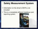 safety measurement system3