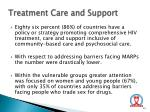 treatment care and support1