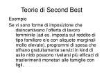 teorie di second best1