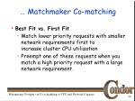 matchmaker co matching2
