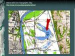 oxbow lakes on a topographic map http www sln org uk geography oxbow
