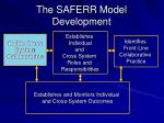 the saferr model development1