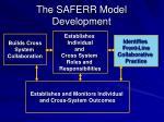 the saferr model development3