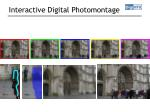 interactive digital photomontage3