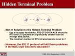 hidden terminal problem1