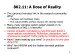 802 11 a dose of reality