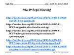 802 19 sept meeting
