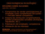 microempresa tecnolog a