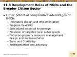 11 8 development roles of ngos and the broader citizen sector1