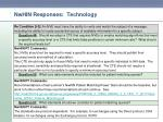 nwhin responses technology