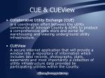 cue cueview