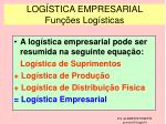 log stica empresarial fun es log sticas1