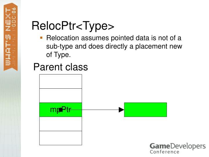RelocPtr<Type>