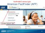 factfinder2 census gov american factfinder aff2