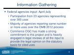 information gathering3