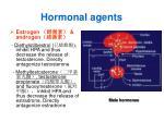 hormonal agents2