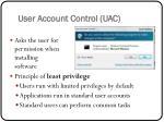 user account control uac