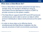 what does a data mover do