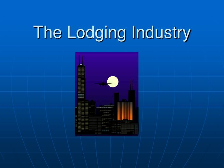 the lodging industry n.