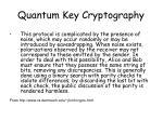 quantum key cryptography5