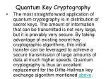 quantum key cryptography7