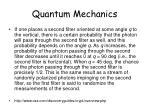 quantum mechanics2