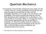quantum mechanics3