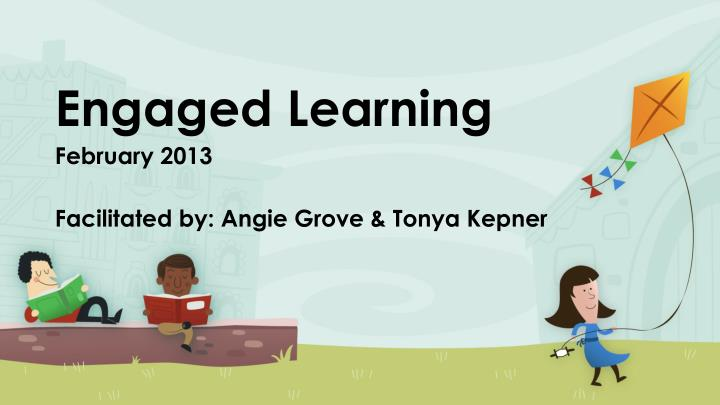 engaged learning n.