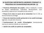 10 questions importantes abordees pendant le processus de soumission evaluation 1