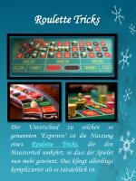 roulette tricks1