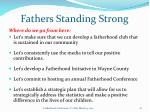 fathers standing strong13