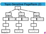 topic sensitive pagerank 2
