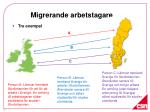 migrerande arbetstagare