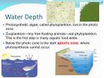 water depth1