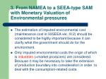 3 from namea to a seea type sam with monetary valuation of environmental pressures