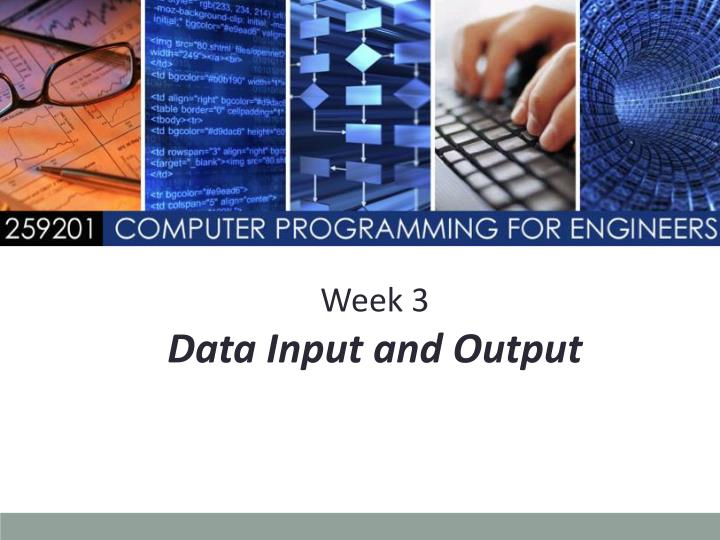 week 3 data input and output n.