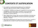 contexte et justification1