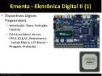 ementa eletr nica digital ii 11