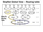 skipnet global view routing table