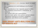 new jersey anti bullying bill of rights act