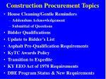 construction procurement topics5